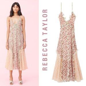 REBECCA TAYLOR LUCIA FLEUR DRESS *NWT*